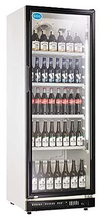 Botella Frigorífico con puerta de cristal 360 litros ...