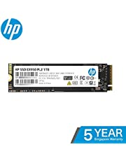 HP SSD EX950 M.2 (1TB) PCI Express 3.1 NVMe Internal Solid State Drive