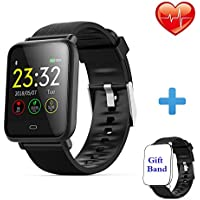 WELTEAYO Fitness Tracker Smart Watch Activity Tracker...
