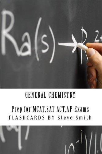 Download GENERAL CHEMISTRY (Eton Test Prep - Chemistry) book