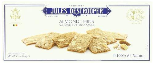 Jules Destrooper, Almond Thins, 3.5 ()