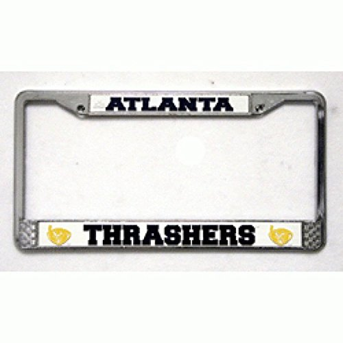 NHL Atlanta Thrashers Chrome Frame Atlanta Thrashers Hockey Team