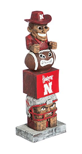 NCAA Nebraska Cornhuskers Tiki - Nebraska Outlets