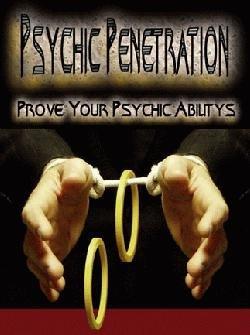 Pyschic Penetration Magic Trick