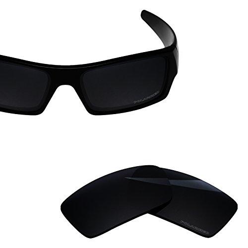 BlazerBuck Anti-salt Polarized Replacement Lenses for Oakley Gascan - Black by BlazerBuck