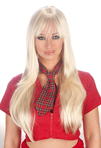Barbie Blond Deluxe Quality Halloween Costume Wig for $<!--$36.99-->