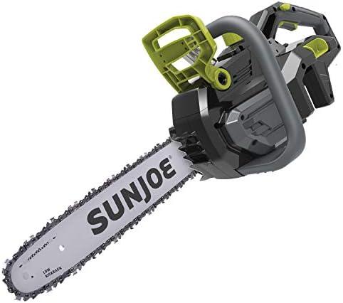 [해외]Sun Joe iON100V-18CS-CT 18-Inch 100-Volt Brushless Lithium-iON Cordless Handheld Chain Saw Tool Only / Sun Joe iON100V-18CS-CT 18-Inch 100-Volt Brushless Lithium-iON Cordless Handheld Chain Saw, Tool Only