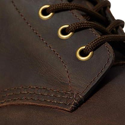 Dr. Martens Unisex-Adult 1460 Lace-Up Boots Brown (Gaucho Crazyhorse 203), 6 UK (39 EU) 2