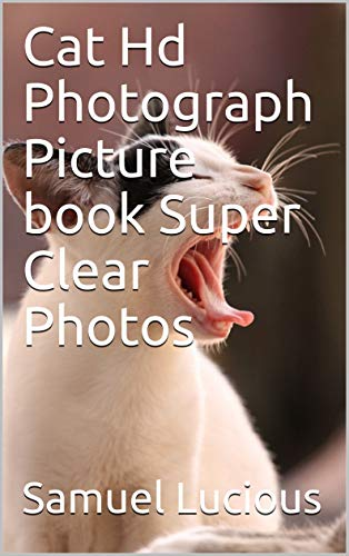 Pet Scoop Case (Cat Hd Photograph Picture book Super Clear Photos)