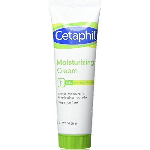 Cheap Cetaphil Moisturizing Cream for Dry/Sensitive Skin 3 oz ( Pack of 6)