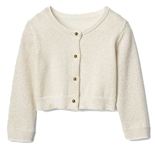 baby-gap-girls-ivory-sparkle-gold-button-cardigan-sweater-3-6-months