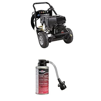 Amazon.com: powerboss 20574 2800 PSI 2,3 GPM Honda Gcv160 ...