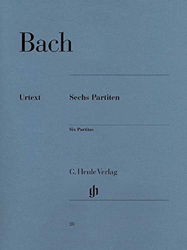 Bach: 6 Partitas, BWV 825-830 ebook