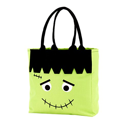Personalized Frankenstein Character Tote