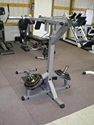 bell squat machine