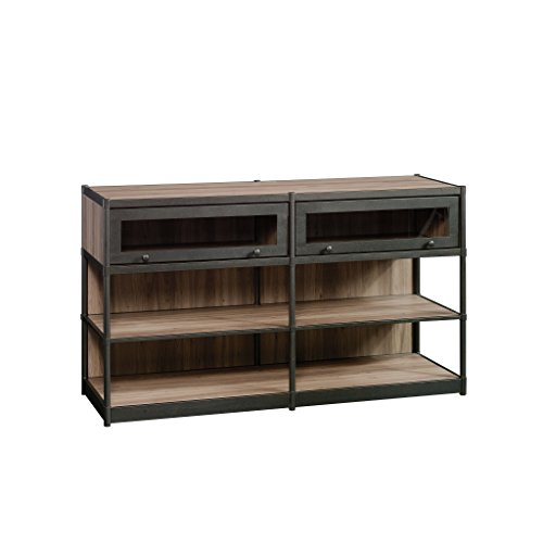 Sauder 421458 Barrister Lane Credenza, For TV's up to 60