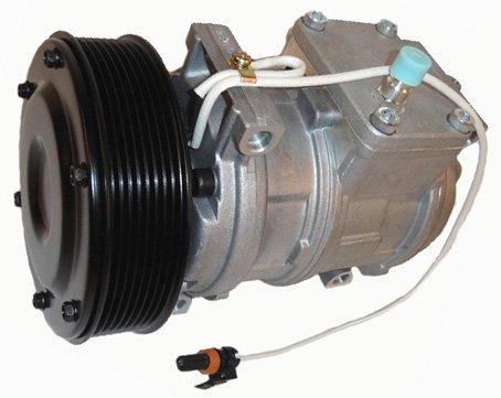 Nueva John Deere 12 V AG Compresor con 8 Groove embrague: Amazon.es: Coche y moto