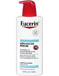 Eucerin Advanced Repair Dry Skin Lotion 16.9 oz