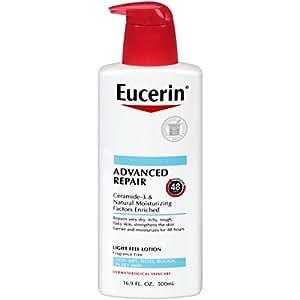 Eucerin Advanced Repair Body Lotion, 16.9 Ounce