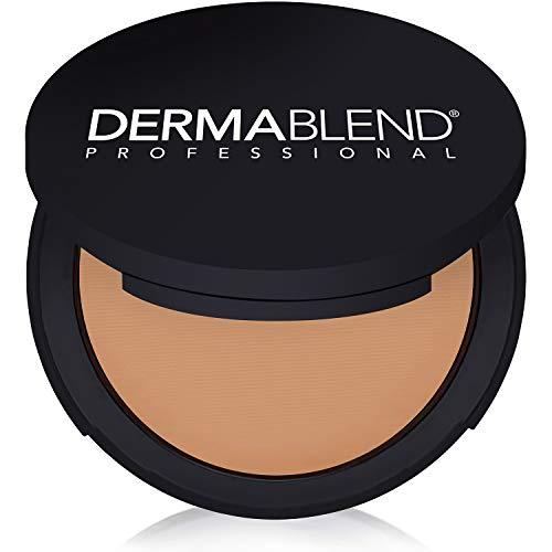 Dermablend Intense Powder High Coverage Foundation, 40N Bronze, 0.48 Oz. - Makeup Forever Powder Foundation
