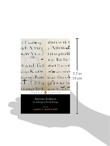 American Scriptures: An Anthology of Sacred Writings (Penguin Classics)
