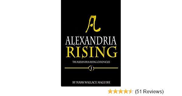 Alexandria Rising An Action And Adventure Suspense Thriller Book