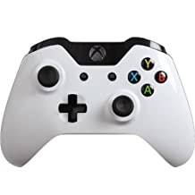 Modded Xbox One Controller Special Edition Glossy White Adjustable Rapid Fire Controller