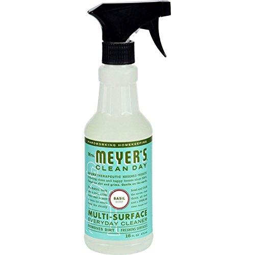 Mrs. Meyers Multi Surface Spray Cleaner - Basil - 16 fl oz