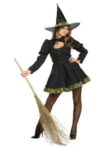 Totally Wicked Adult Costume - Small