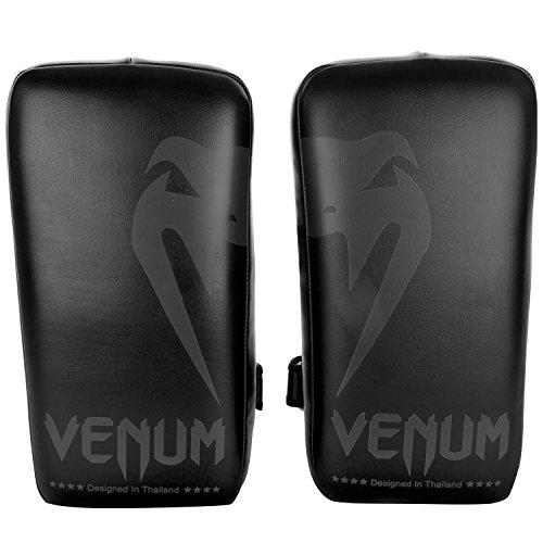 Venum Giant Kick Pads - Black/Black