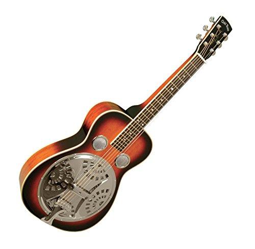 - Paul Beard Squareneck Solid Mahogany Guitar w/ Gig Bag