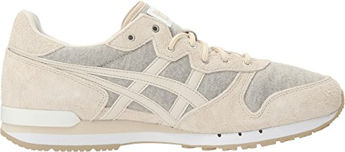 Onitsuka Tiger Mens Alvarado Fashion Sneaker Birch/Birch VN5qmXU