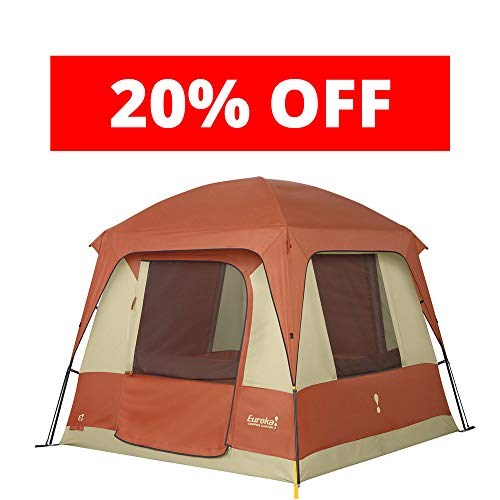 eureka 10 person tent - 1