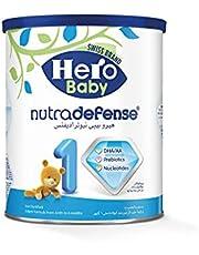 Hero Baby Nutra Defense Infant Formula Milk - 400 gm
