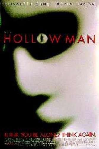 Hollow Man Elizabeth Shue Kevin Bacon Poster