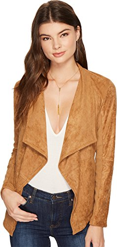Brown Suede Jacket - 7