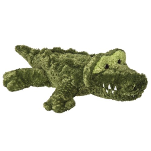 Plush Baby Alligator - Mary Meyer Flip Flop Plush Anthony Alligator 14