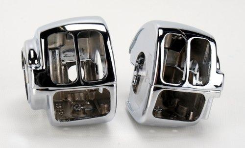 DRAG SPECIALTIES Switch Housing Kit Brake/Mechanical Clutch Control Kits (Drag Specialties Switch)