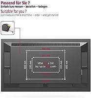 Hama 118619 - Soporte de pared para televisores, para diagonales ...
