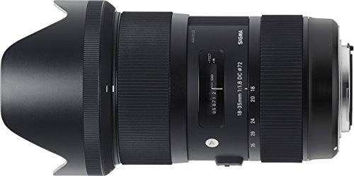 Sigma 18-35mm F1.8 Art DC HSM Lens for Canon by Sigma (Image #2)