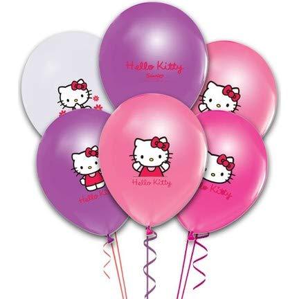 Hello Kitty Balloons 12