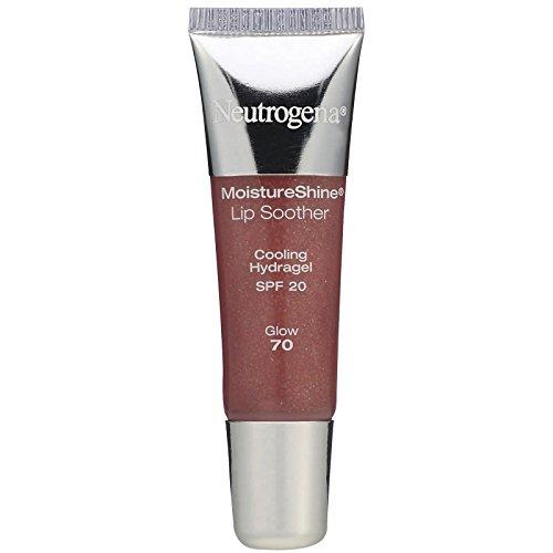 Neutrogena Cosmetics Moisture Shine Lip Soother - Glow