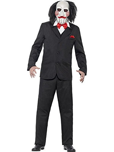 Medium Mens Saw Jigsaw Costume