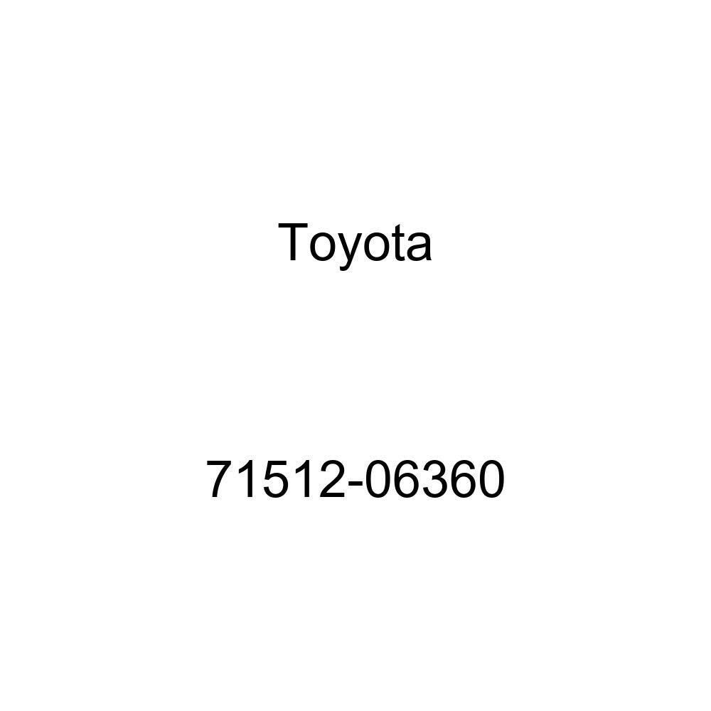TOYOTA Genuine 71512-06360 Seat Cushion Pad