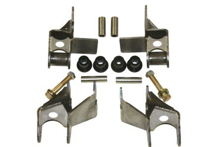 Dave's Customs Unlimited FWAKIT-YJF - YJ Full-Width Axle kit for Ford