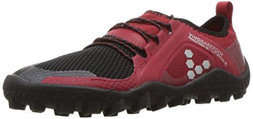 Vivobarefoot Women's Primus Lightweight Soft Ground Running Shoe Trail-Runners