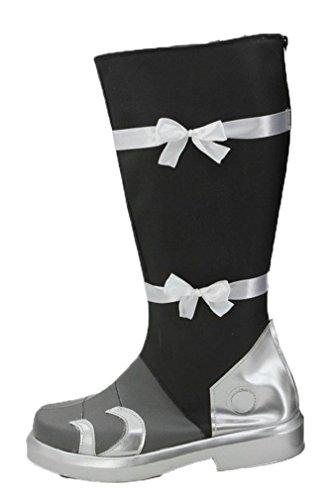 Bromeo Kabaneri Dos Sapatos De Ferro Fortaleza Kurusu Cosplay Botas Botas De Tornozelo
