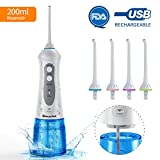 Best Water Picks - Morpilot Water Flossers,Professional Cordless Dental Oral Irrigator,3 Modes Review