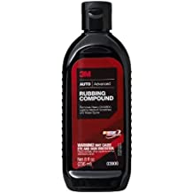 3M 03900 Rubbing Compound - 8 oz. by 3M