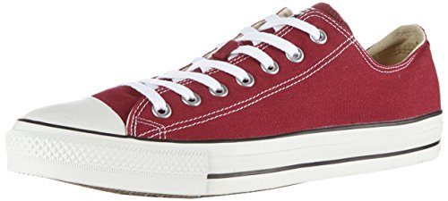 Converse Herren Chck Taylor All Star Ox Sneakers Rotten (bordeaux)